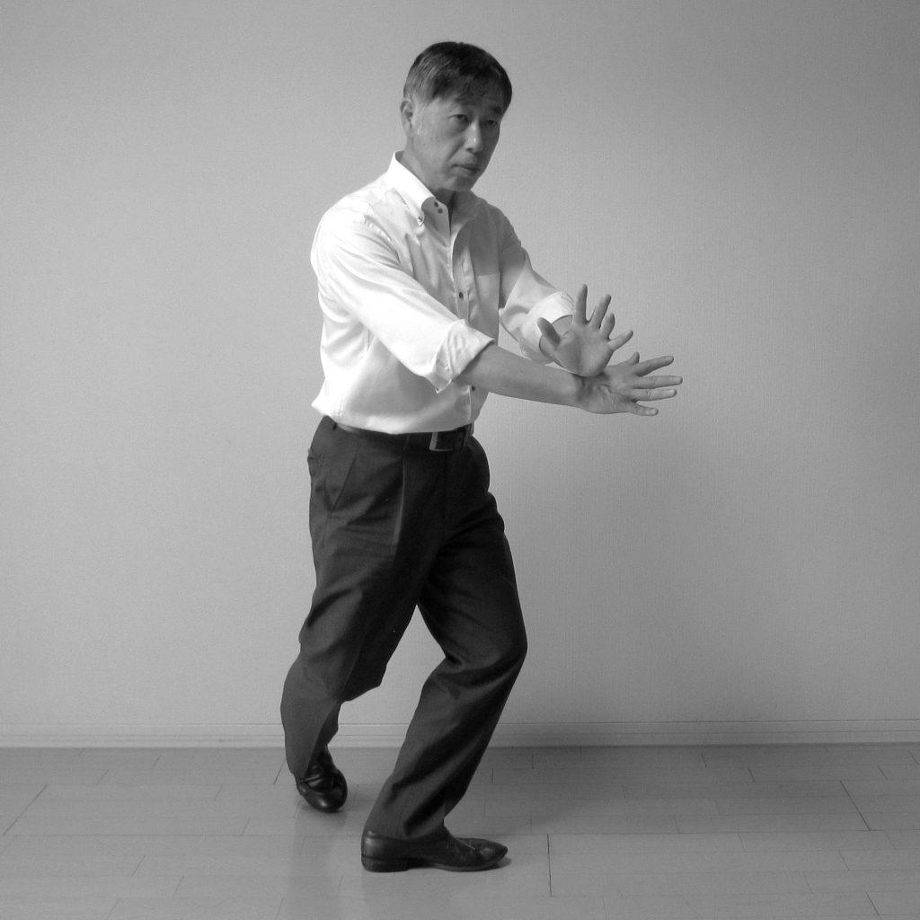 太極拳 蹬脚 太极拳