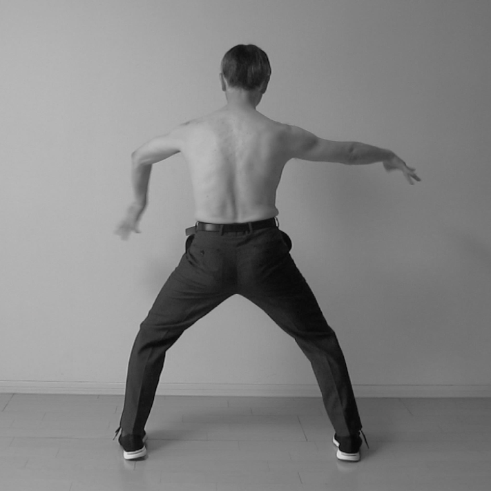 太極拳の運動連鎖 纏絲勁